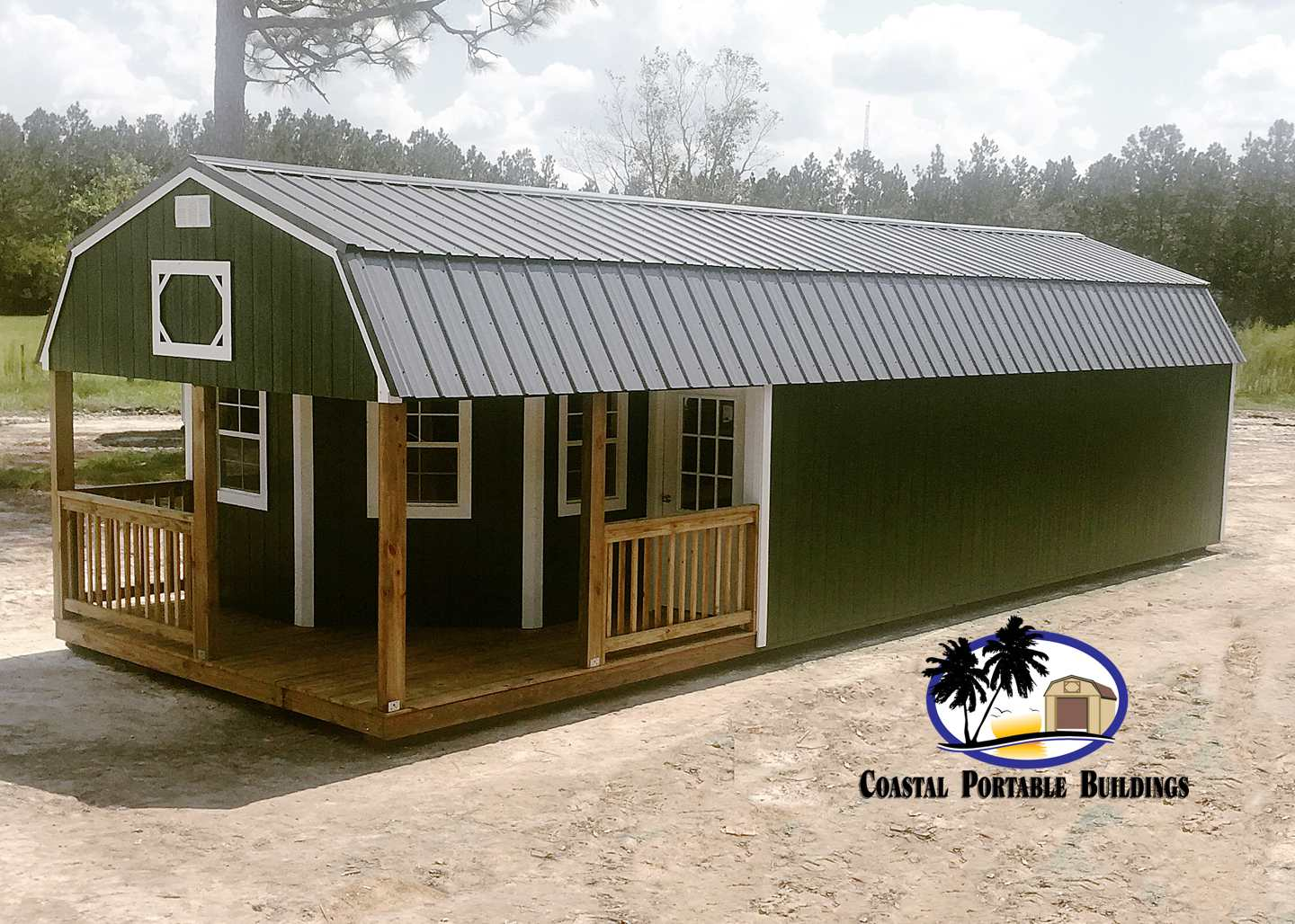 Starke Florida Inventory - Coastal Portable Buildings Inc.